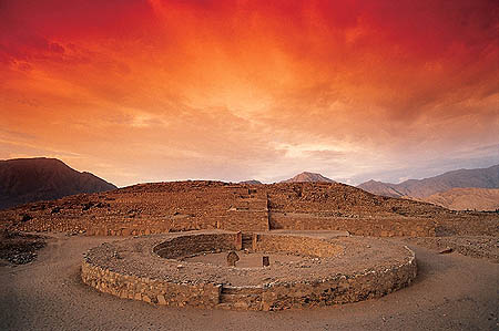 TRAVEL TRIP PERU OLDEST CITY