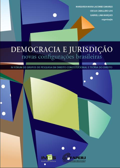capa livro democracia